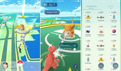 PokemonGO4 1024x603 - Gabung Situs Tips Game Pokemon Emerald Dijamin Untung
