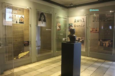 Isi museum Munir
