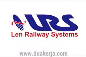 Lowongan Kerja PT Len Railways Systems (LRS) Terbaru 2019