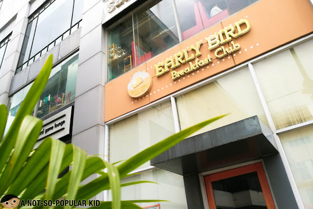 Facade of Early Bird Breakfast Club
