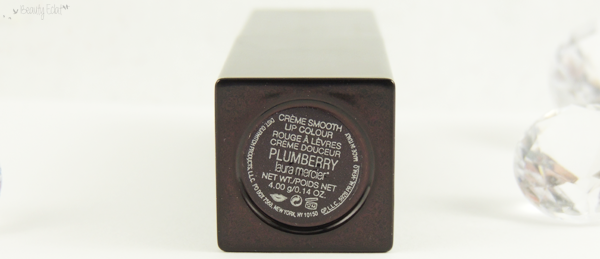 revue avis test laura mercier plumberry rouge a levres