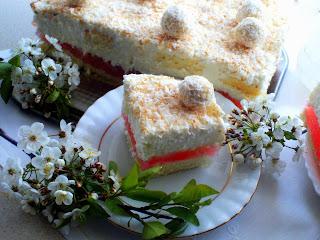 cake swan fluff