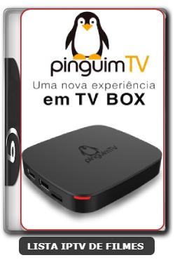 Pinguim TV Box Nova Atualização Melhorias no sistema V502050 - 04-06-2020