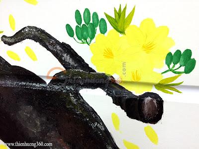 Hoa Mai mười cánh