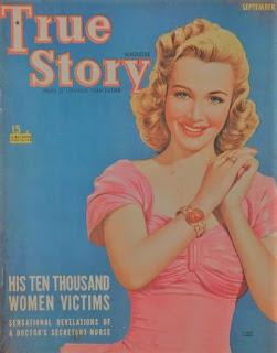 Carole Landis True Story