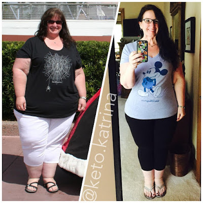 This diet helped Katrina lose 198 pounds