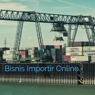 Bisnis Importir Online