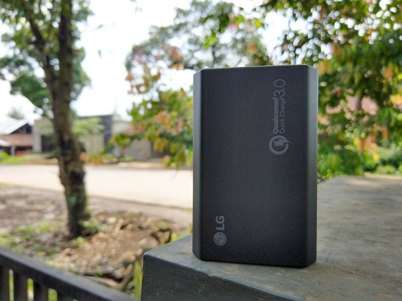 LG Power Tank PMC-610 Review: Power Bank Ringkas Mendukung Qualcomm Quick Charge 3.0