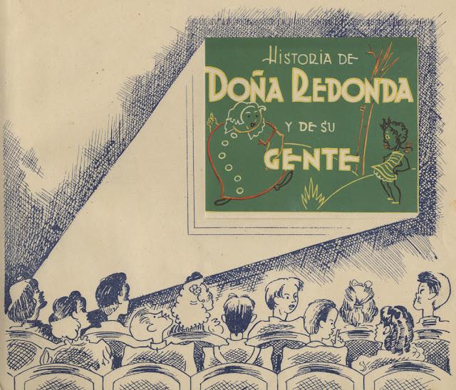 Jorge Ravassa - Historia de Doña Redonda y de su gente