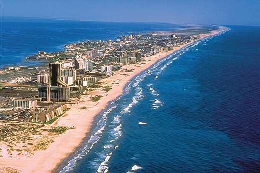 Padre Beach