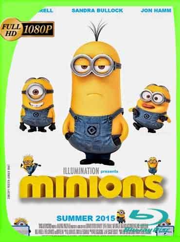 MINIONS (2015) 3D SBS Latino 1080P [GoogleDrive]