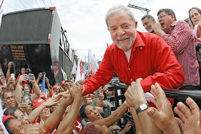 Resultado de imagem para LULA EM MONTEIRO PB