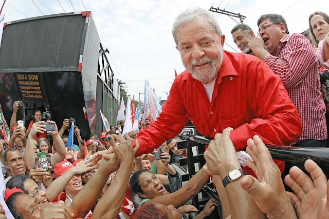 Resultado de imagem para Lula deve iniciar giro pelo Nordeste