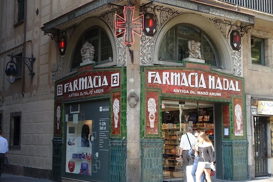 ファーマシア・マソ(Farmàcia Masó)