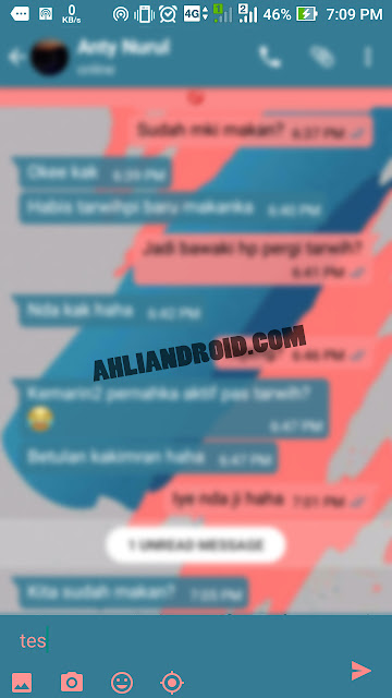 Cara chat wa tanpa save nomor