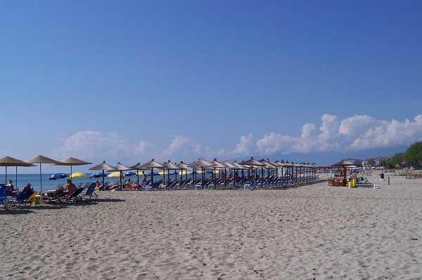 Олимпийска Ривиера - хотели и почивка на море