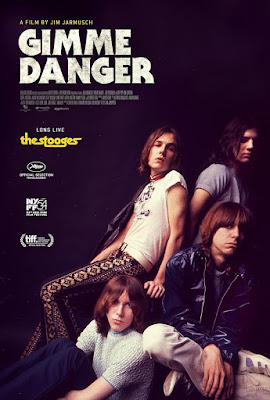 Gimme Danger Poster