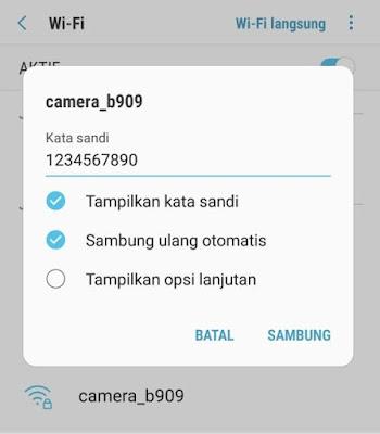 Cara Setting CCTV Bohlam Lengkap