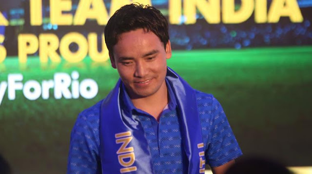 Jitu Rai, soldier of 11 Gorkha Rifles is considered India's biggest bet for an Rio Olympic medal