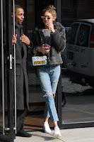 2017-02-03 ジジ・ハディッド(Gigi Hadid)ニューヨークにて。