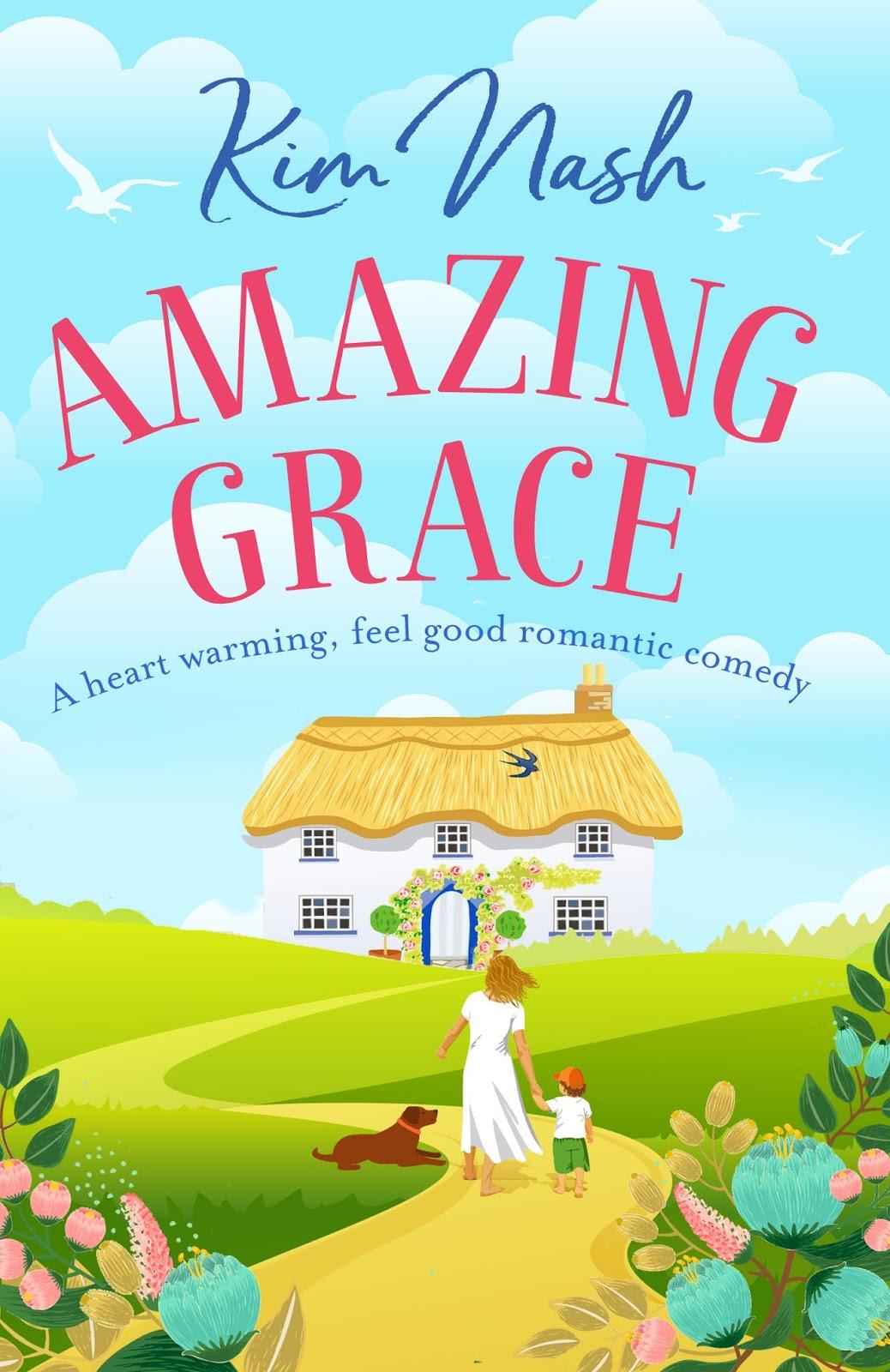 Amazing Grace by Kim Nash #BookReview #BlogTour