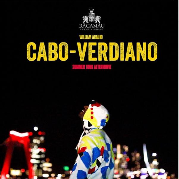 William Araujo - Cabo-Verdiano (Ghetto Zouk) [Download]
