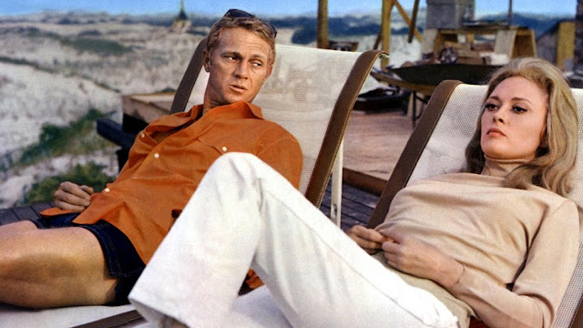 Blu-Ray Review | The Thomas Crown Affair | 1968