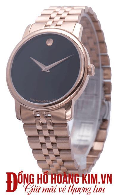 đồng hồ nam dây sắt giá rẻ đẹp