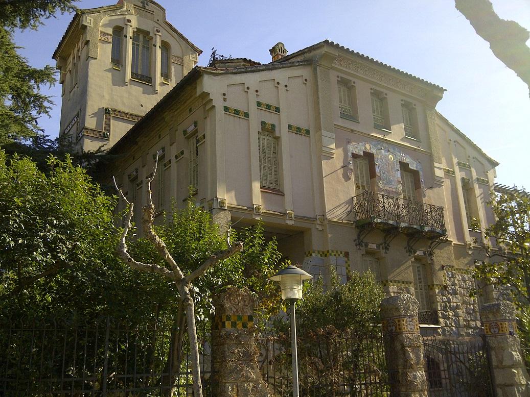 Modernisme d 39 estiueig a la garriga km369 viatges - Casa la garriga ...