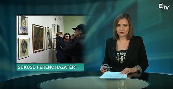 Sükösd Ferenc hazatért – Erdélyi Magyar Televízió