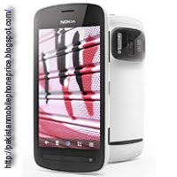 Nokia 808 PureView price in Pakistan phone full specification