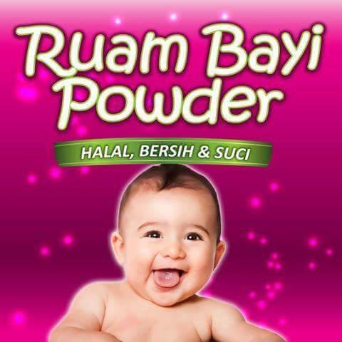 Bedak Ruam Bayi penawar kepada masalah ruam dan Psoriasis
