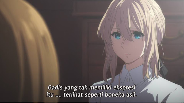 Violet Evergarden Episode 02 Subtitle Indonesia