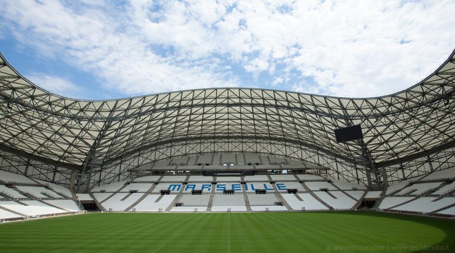 stade velodrome marsiglia architettura informazioni visita