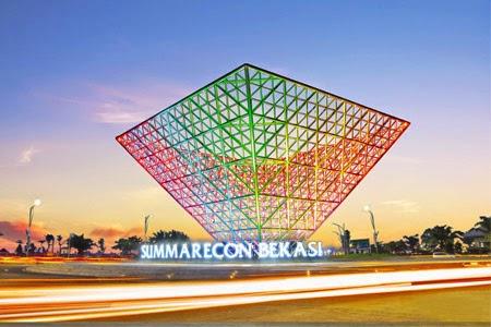 Summarecon Bekasi, simbol modern Bekasi