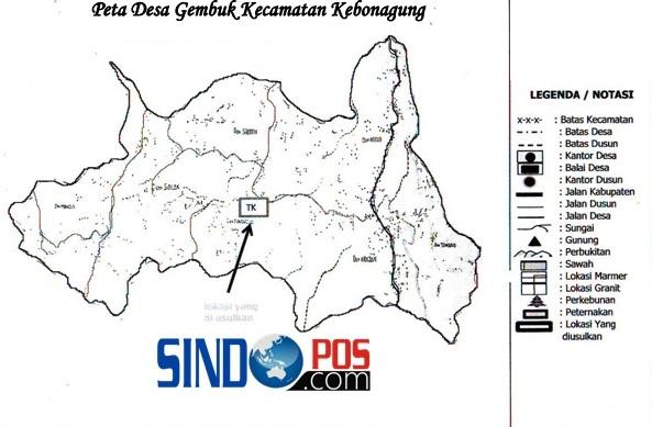 Profil Desa & Kelurahan, Desa Gembuk Kecamatan Kebonagung Kabupaten Pacitan