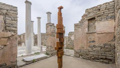 ΥΠΠΟΑ: Κλειστό το αναψυκτήριο στον αρχαιολογικό χώρο της Δήλου