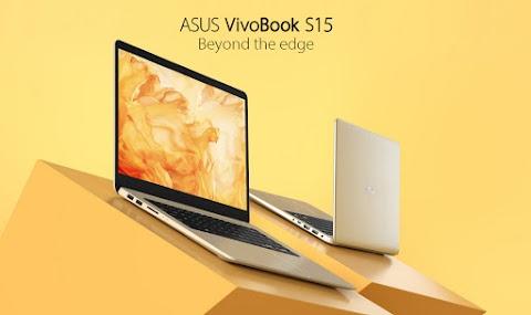 ASUS VivoBook S (S510): Notebook Tipis Masa Kini dengan Performa Tinggi