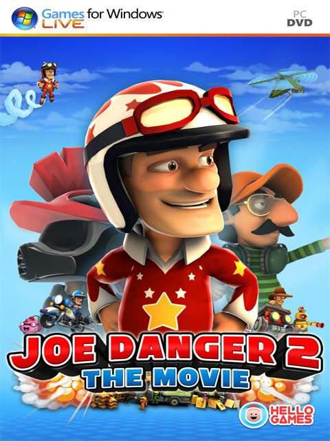 تحميل لعبة Joe Danger 2 مضغوطة كاملة بروابط مباشرة مجانا