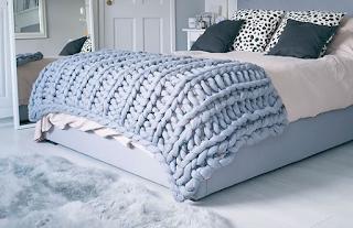 Φτιάξτε εύκολα αυτή την άνετη και ζεστή κουβέρτα σε μόλις 4 ώρες