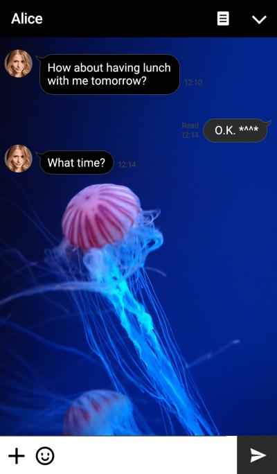 Psychedelic Jellyfish