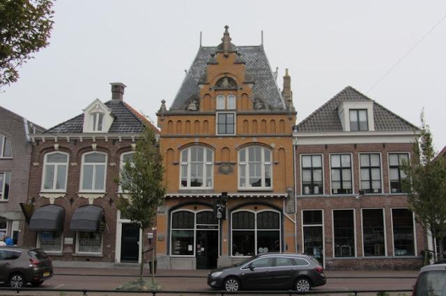 Sneek, historische binnenstad