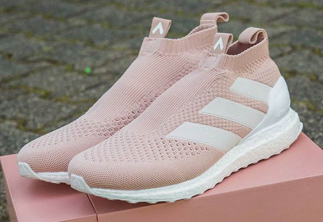 half off 056fd d0260 This is the limited-edition Kith colorway for the Adidas Ace 16+ PureControl  Ultra Boost sneaker.