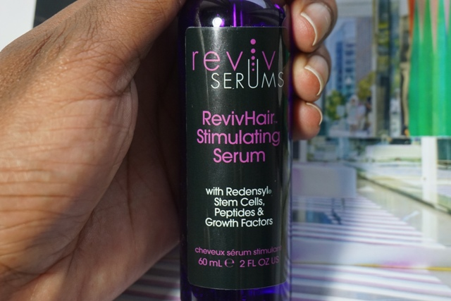 Reviv Hair Stimulating Serum (bellanoirbeauty.com)