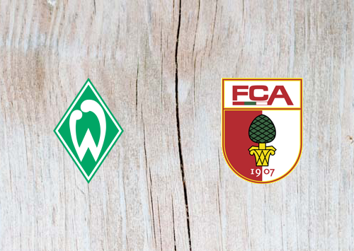 Werder Bremen vs Augsburg - Highlights 10 February 2019