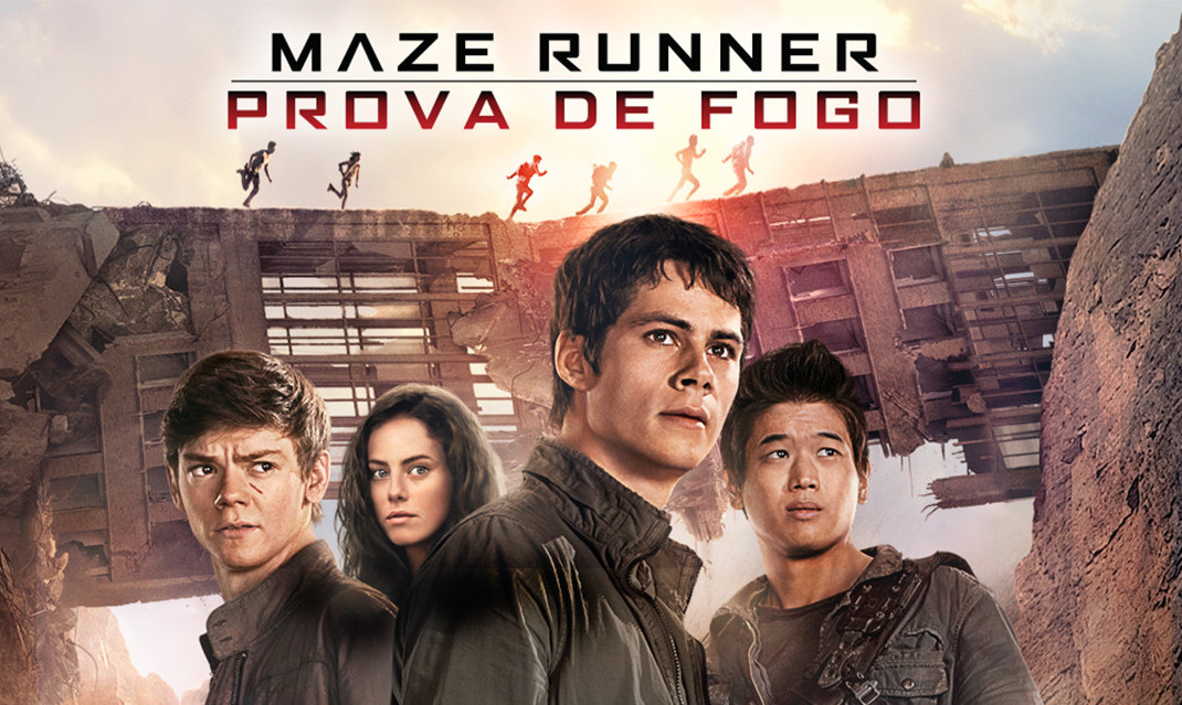 Maze Runner 2: Prova de Fogo [Filme Dublado]