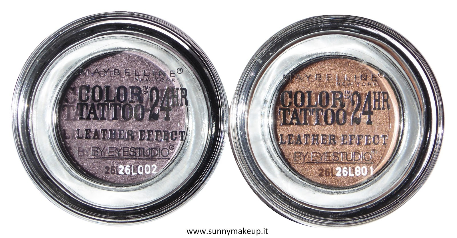 Maybelline - Color Tattoo Leather 24hr