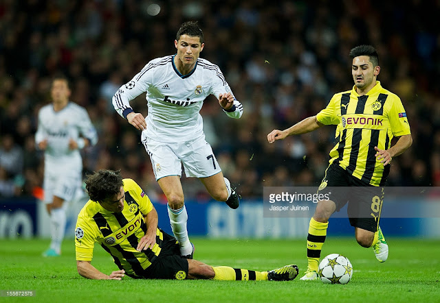 Horário do Jogo Real Madrid e Borussia na Band - 06/12/2017