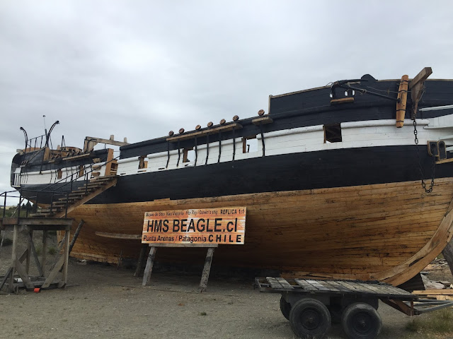 Museo Nao Victoria HMS Beagle Punta Arenas