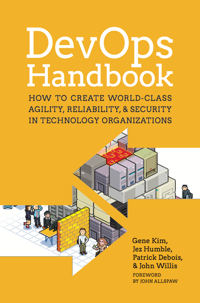 The Devops Handbook by Gene Kim